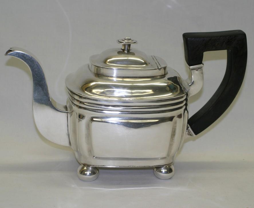 Asa Blanchard Kentucky teapot